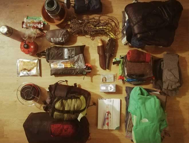 Ausrüstung für Trekkingtour leihen